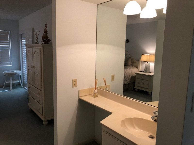 Master Bedroom Vanity Area