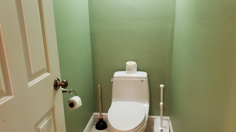 Master Private Toilet Room